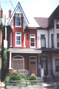 Front of Major St. property